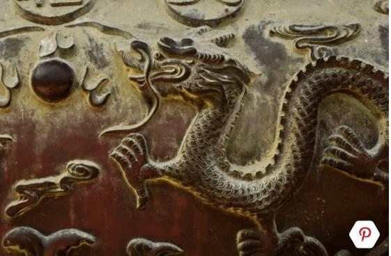 tượng rồng