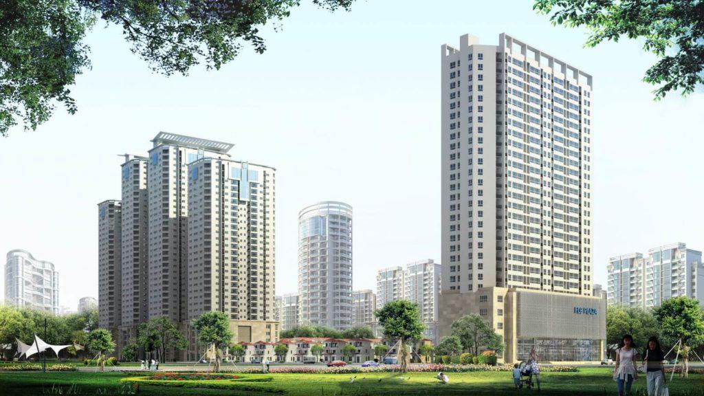 Chung cư Hà Nội được cấp phép xây dựng tràn lan