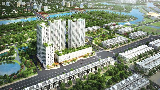 Giá bán chung cư tại TP.HCM đang tăng