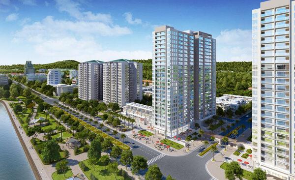 Thị trường chung cư Hà Nội gặp khó khăn