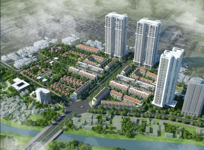 Chung cư Hà Nội tăng tốc dịp cuối năm