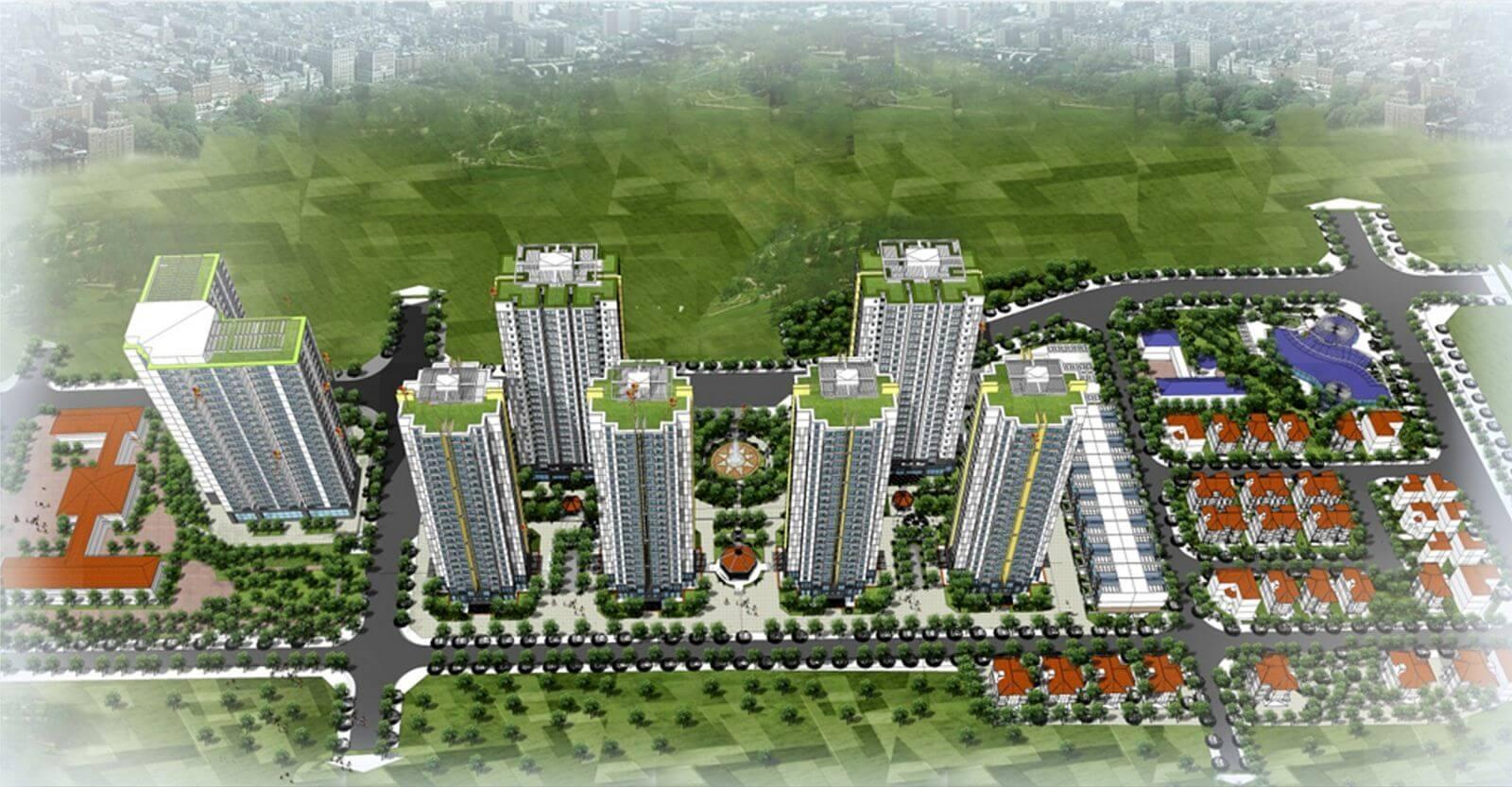 Tổng quan dự án Mipec City View