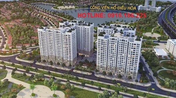 Dự án Hà Nội Homeland