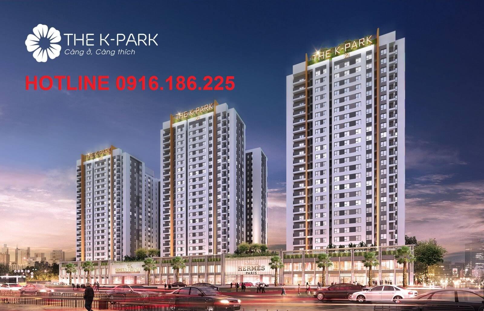 Dự án The Kpark