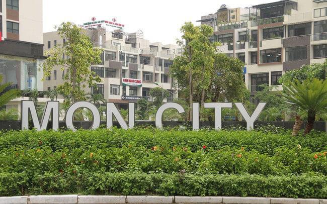 Dự án Mon City