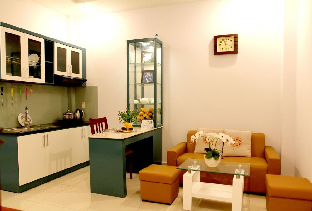 Nội thất căn hộ mini Khương Trung- Thanh Xuân