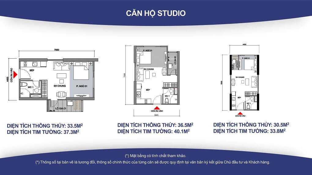 Căn hộ Studio