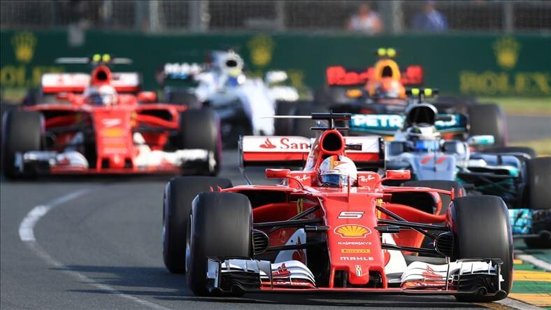 Giải đua F1 tổ chức tại Mỹ Đình