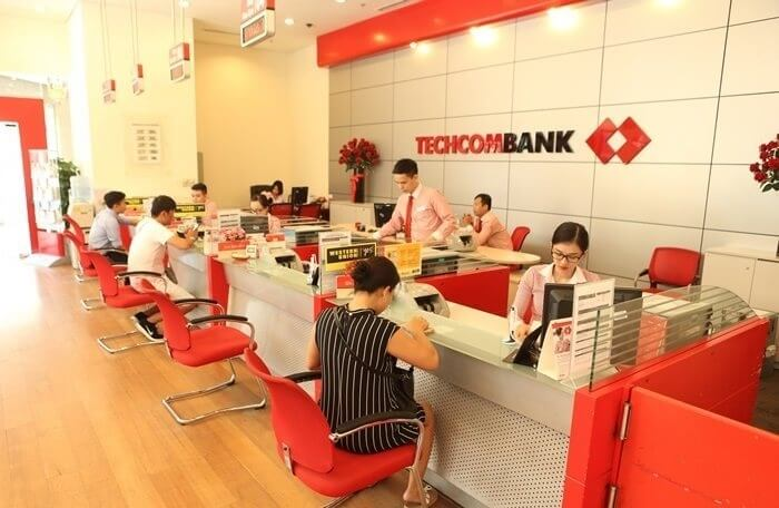 Thủ tục vay tiền tại Techcombank nhanh gọn, chuyên nghiệp