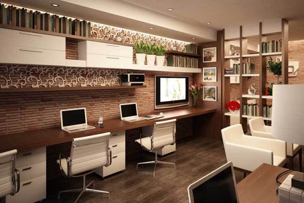Căn hộ Officetel thiết kế hiện đại, tiện nghi