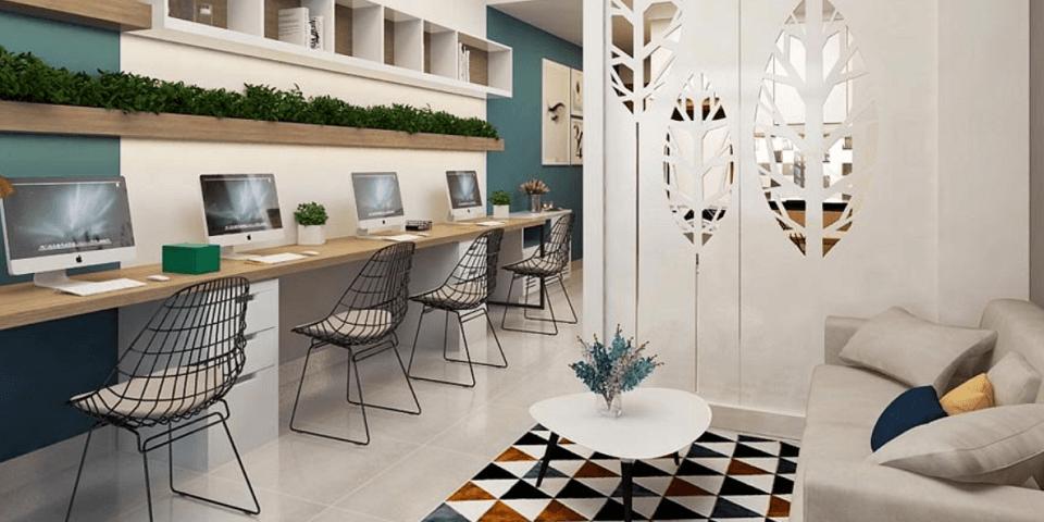Căn hộ Officetel đa dạng công năng