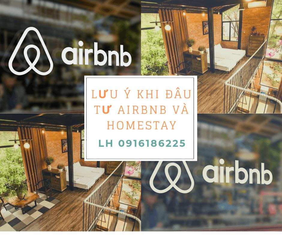 Mô hình Airbnb và Homestay: Lưu ý khi đầu tư