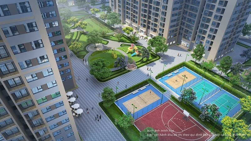 Chung cư Vinhomes Ocean Park