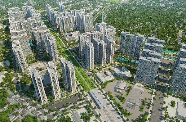 Đại đô thị Vinhomes Smart City