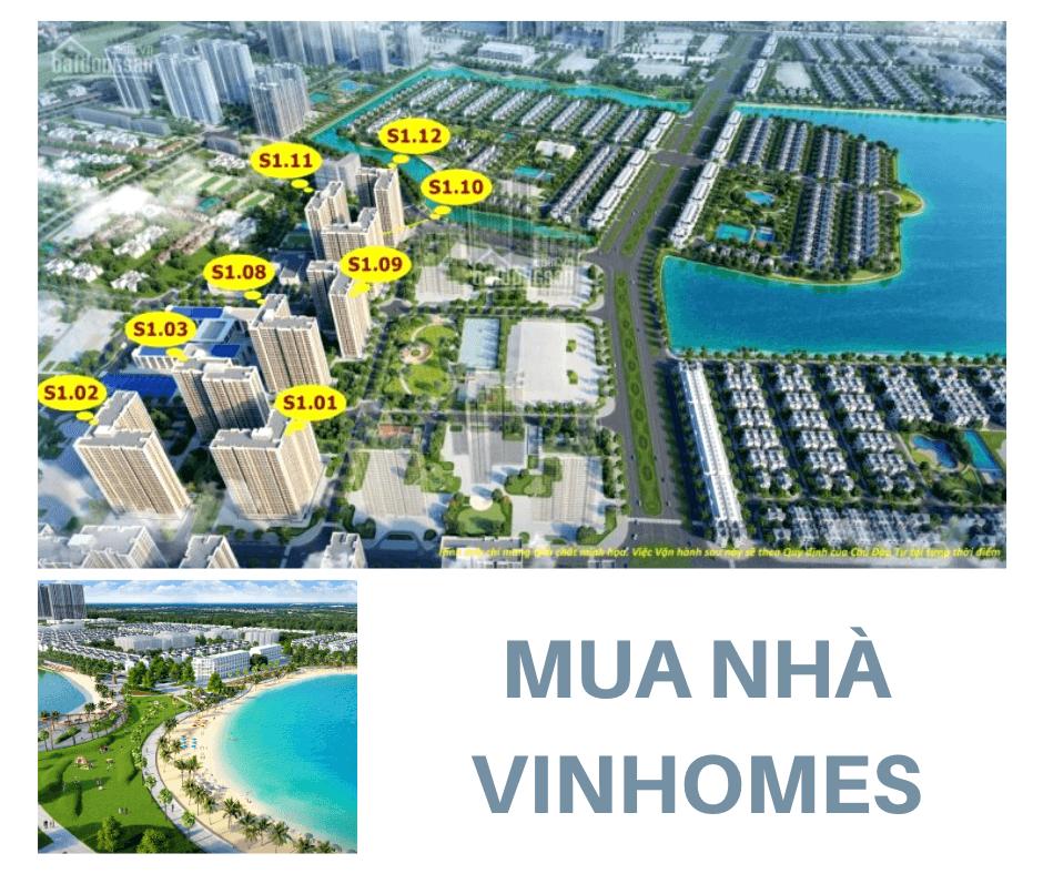 Mua nhà Vinhomes dễ dàng với chính sách tài chính đột phá