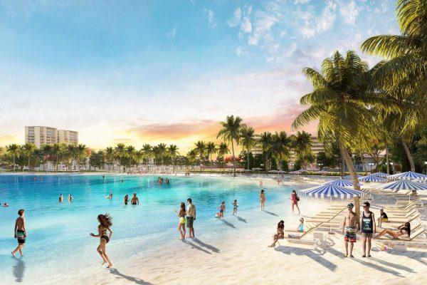 Thành phố biển hồ đầu tiên tại Việt Nam