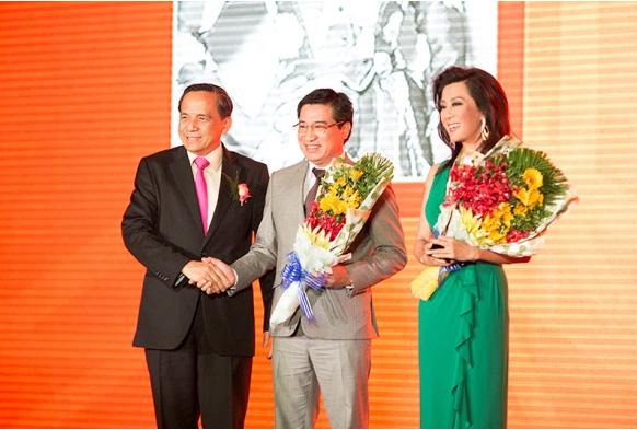 MC Nguyễn Cao Kỳ Duyên trở thành đại sứ thương hiệu của Hưng Thịnh Corp