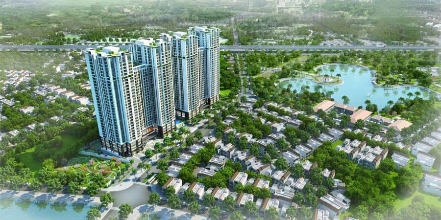 Phối cảnh dự án Five Star Hà Đông