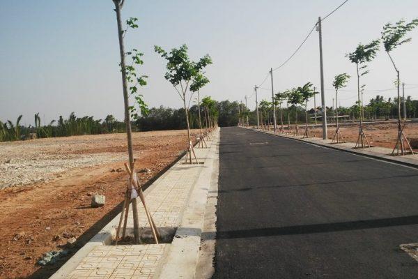 Đất nền dự án