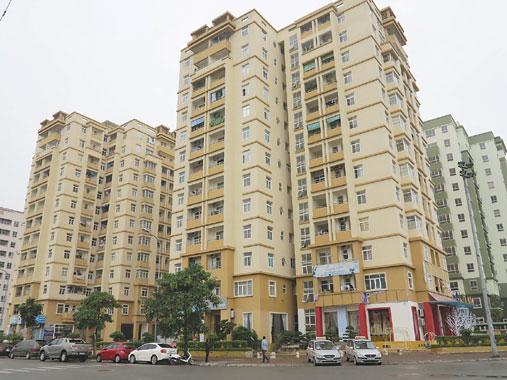 Giá chung cư Hà Nội chưa có sự giảm nhiệt