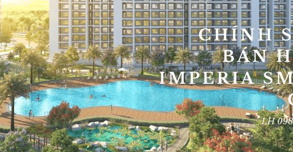 Chính sách bán hàng Imperia Smart City
