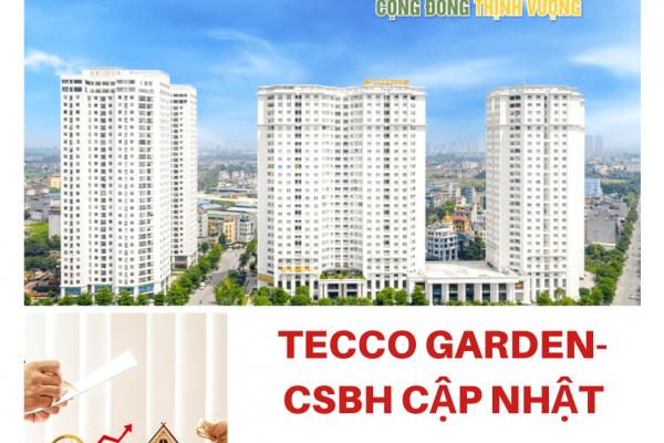 Chính sách bán hàng tại Tecco Garden