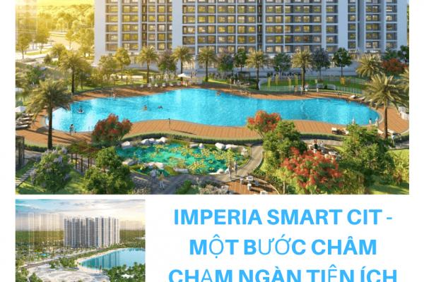 Vị trí đắc địa của Imperia Smart City
