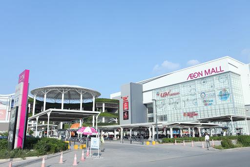 Aeon Mall kéo BĐS tăng nhiệt