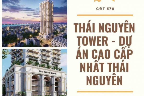 Dự án cao cấp nhất thành phố Thái Nguyên
