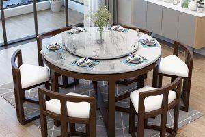 Vị trí đặt bàn ăn vô cùng quan trọng