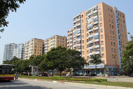 Lựa chọn chung cư bình dân