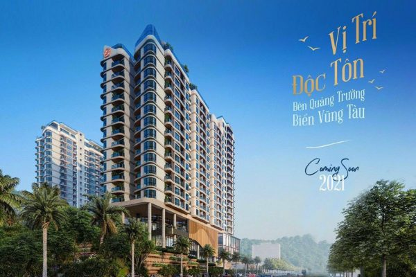 Phối cảnh dự án Đồi Dừa Complex