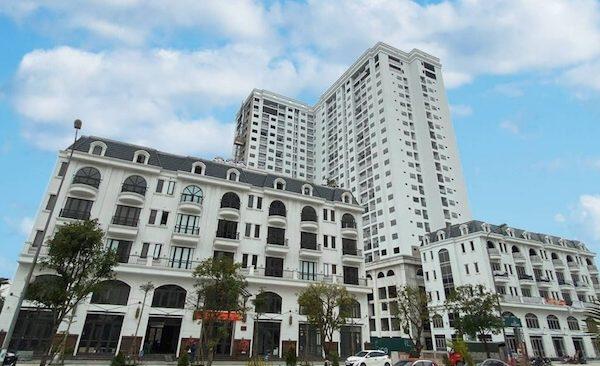 Thị trường chung cư Hà Nội sụt giảm