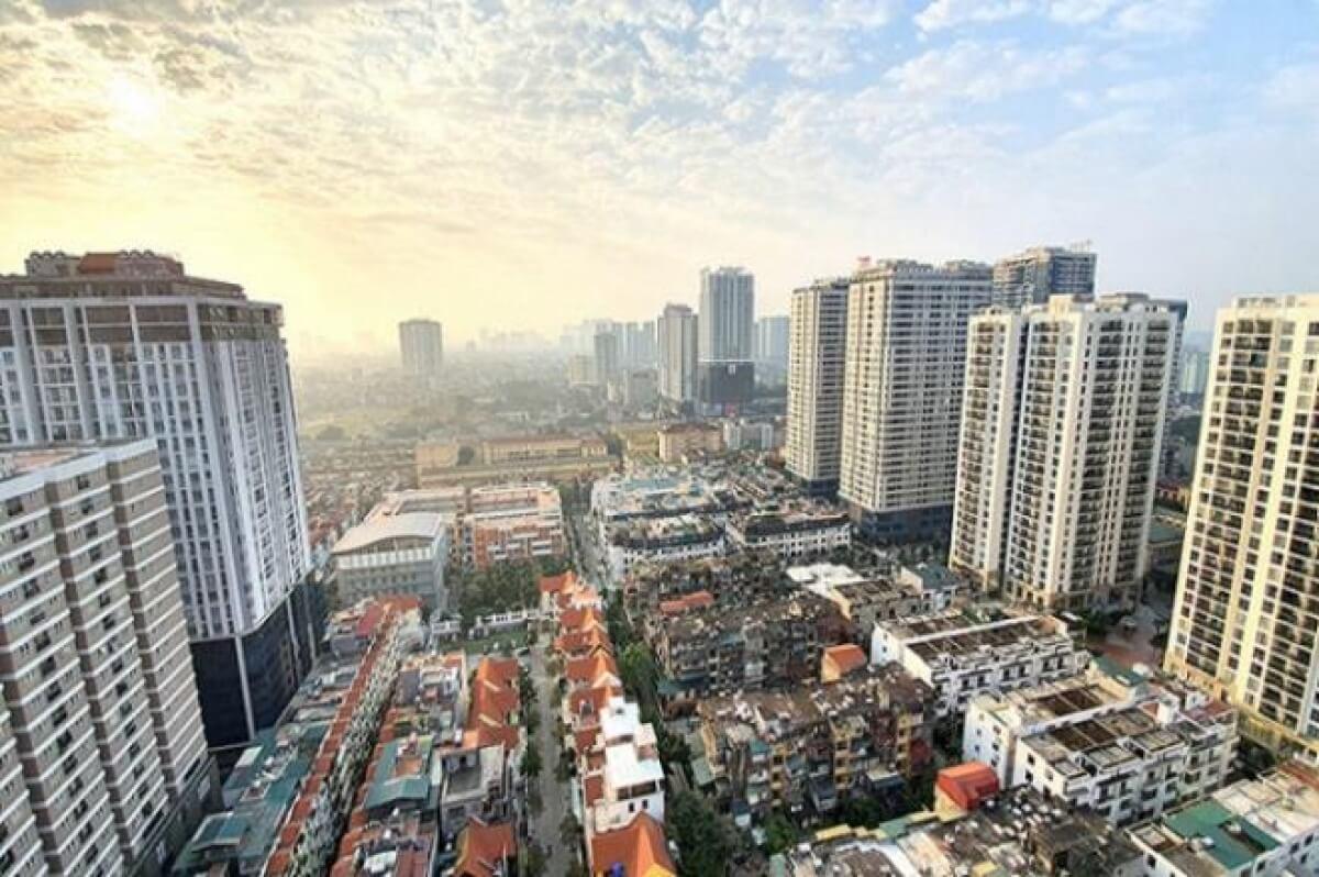 Tổng quan thị trường chung cư Hà Nội