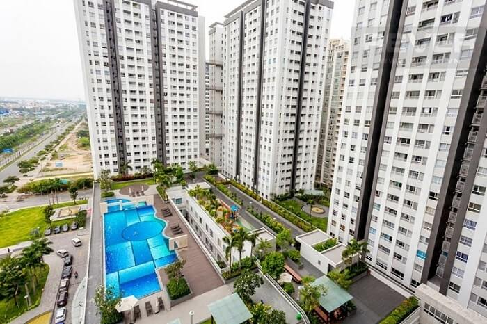 Xu hướng lựa chọn chung cư để sinh sống