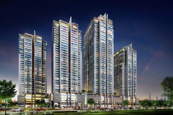 Nhiều dự án căn hộ cao cấp tăng giá