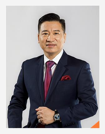 Chủ tịch Tập đoàn: Ông Nguyễn Đình Trung